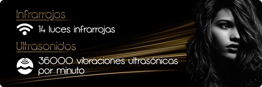 NaturClip infrarrojos ultrasonidos