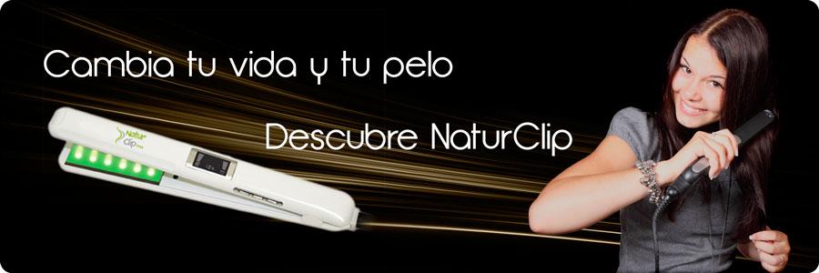 cambia tu pelo con NaturClip